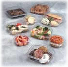 Hingeware dry food products packaging