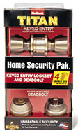 Kwikset lockset packaging